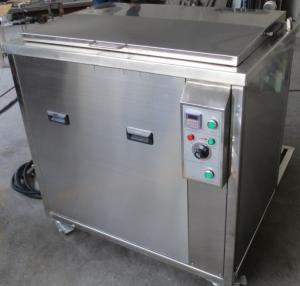 Double Tank Custom Ultrasonic Cleaner For Carburetors & Machine Parts Rinsing