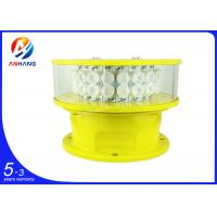 Wholesale Medium intensity aviaion obstruction lights ,FAA L-864/865 Aircraft navigation lighting from china suppliers