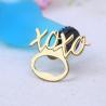 Wedding Favor Gold XO Bottle Opener Favor for sale
