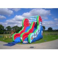 Wholesale PVC Tarpaulin Commercial Inflatable Slide,  Inflatable Air Slide With CE Certification from china suppliers