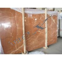 Beautiful Natral Stone Red Alicante Marble for sale