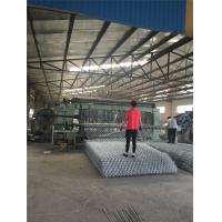 Wholesale Weatherproof Galfan Gabion Baskets , Hexagonal Gabion Box For River Bed / River Bank from china suppliers