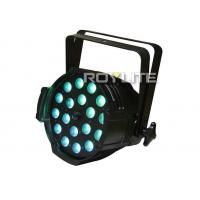 Wholesale 18 x 10 Watt Dance Hall Zoom Led Par Can Lights Die-Cast Aluminum Case from china suppliers