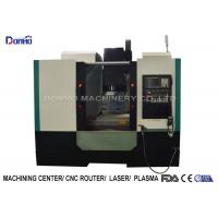 China M30 DHVMC850 CNC Milling Machine Belt Spindle Auto Power Off System for sale