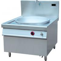 Wholesale Induction Big Wok Fried Stove For Commercial Kitchen Usage Catering Equipment from china suppliers