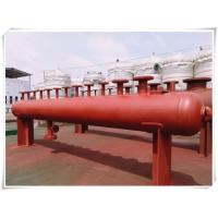 Quality Large Steel Water Storage Tanks , Stainless Steel Rainwater / Cold Water Storage for sale