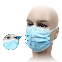 Wholesale Waterproof Disposable Medical Mask For House Cleaning / Infant And Elderly Care from china suppliers