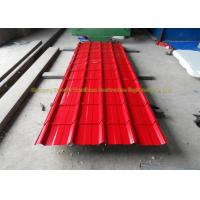 Wholesale Sound Insulation Corrugated Metal Roofing Colour Coated Steel Roofing Sheets from china suppliers