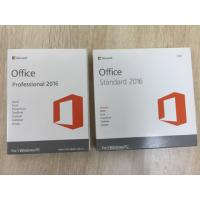 Wholesale Microsoft Office Home and students 2016 English 32/64 BIT For Windows PC from china suppliers