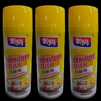 Wholesale Multifuntion Furniture Cleaner And Polish Aerosol Spray from china suppliers
