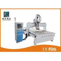 Wholesale Heavy Flatbed Mini CNC Router Machine 3D Engraving Machine For Copper / Brass from china suppliers