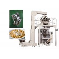 Wholesale Aluminium Film Automated Packing Machine For Corn Flakes Z Type Hoist from china suppliers
