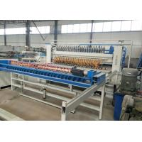 Wholesale Square Hole Wire Netting Machine , Poultry Mesh Wire Mesh Weaving Machine from china suppliers