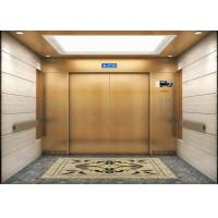 Wholesale Space saver type Machine Room Elevator Floor lockout operation Independent operation from china suppliers