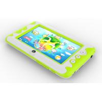 China Yellow Kids Android Tablet PC Single core 512 RAM 4G ROM , 4.3 Inch on sale