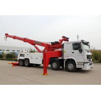 Wholesale Diesel 20T Wrecker Tow Truck / SINOTRUK HOWO Heavy Duty Tow Trucks from china suppliers