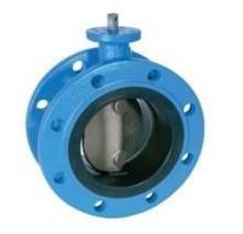 China cast iron 2 ~ 120 Butterfly Valves For Sewage DIN2501, PN10 EN 593,CI,150LB on sale