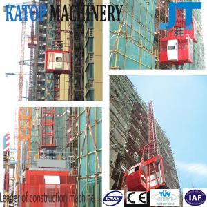 Wholesale China good supplier SC200/200 construction hoist for construction site from china suppliers