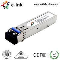 China 1.25Gbps SFP Bi-Directional Transceiver, 40km Reach 1310nm TX / 1490nm RX on sale