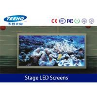 Wholesale Super Slim SMD P3 Stage LED Screens Indoor , Video Wall Displays For Advertising from china suppliers