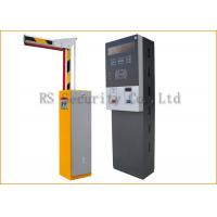 Quality Outdoor parking barrier gate Intelligent Automatic Parking System for sale