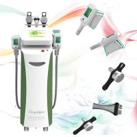 China 2019 hottest 5 optional units vacuum cavitation system fat freeze cryolipolysis slimming machine for sale