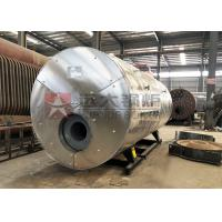 Automatic Water Feeder Gas Steam Boiler 2000Kghr For Soft Drinks Plant for sale