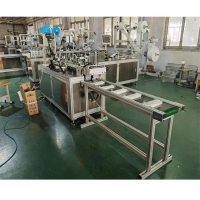 Buy cheap 2020 90pcs/min Servo control 1+1 Automatic non woven surgical Disposable face from wholesalers