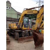 Quality Used Volwa DLS895-7A excavator for sale