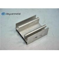 Wholesale Thickness 1.6mm Aluminium Extrusion Profile , Aluminum Window Frame Extrusions from china suppliers