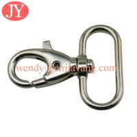 Wholesale High quality bag clasps lobster swivel snap trigger clips metal snap hook for bags from china suppliers