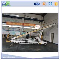 Wholesale Diesel Engine Conveyor Belt Vehicle , Aircraft Belt Loaders GB - 3 / GB - 4 Standard from china suppliers