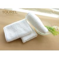 Wholesale Soft Comfortable Cotton Hotel Face Anti Bacteria Plain Standard Textile Towels from china suppliers
