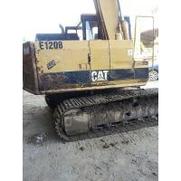 Wholesale USED CATERPILLAR E120B Excavator for sale original japan cat e120b used excavator from china suppliers