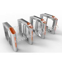 Buy cheap Stainless Steel Speed Gates Access Control LKS Self Service With Safe Movement from wholesalers