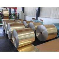 Wholesale Thickness 24 Mic Colored Household Aluminium Foil Used For Kitchen / BBQ from china suppliers