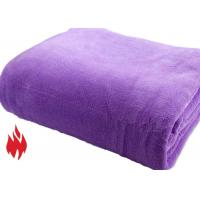 Wholesale Flame Retardant Blanket, 400gsm to 500 gsm, 100% polyester FR fiber, EN ISO 12952 from china suppliers