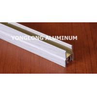 Buy cheap Multifunctional Extruded Aluminum Profile For Wardrobe Square Shape from wholesalers