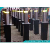 Wholesale Hydraulic Bollard System Automatic Bollards For Driveways , Car Parking Bollards from china suppliers