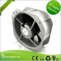 Wholesale 200mm Industrial DC Axial Fan / Air Flow Dc Motor Fan For Ventilation from china suppliers