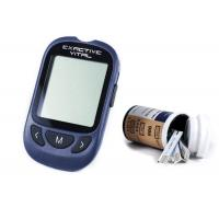 China EXACTIVE Blood Glucose Meter with 50 FREE Silver Glucose Test Strips on sale