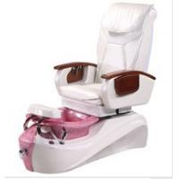 Wholesale WT-8236 White Pedicure Spa Massage Chair With Bainn / European Touch Pedicure Chair from china suppliers