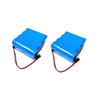 Wholesale LG 18650 Rechargeable Lithium Battery Packs 7.4V 8800mAh from china suppliers