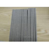 China Grey Laminated Paperboard , Grey Board 2mm to 4mm made by laminated machine for sale