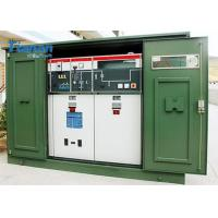 Wholesale 24kV Outdoor Rmu Ring Main Unit  Electrical Box / Power Distribution Box from china suppliers