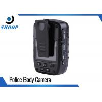 Quality 8 Hours Infrared Body Camera Recorder , 16G Police Night Vision Body Camera for sale
