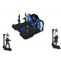 Wholesale Theme Park Kat Walk Virtual Reality Interactive Games With 360 ° Rotating Platform from china suppliers