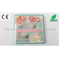 Wholesale Festival Customized Musical Greeting Card , lovely music birthday card from china suppliers