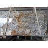 Classic Bianco Antico Granite Slab , 100% Natural Stone Kitchen Granite Slab Brown for sale