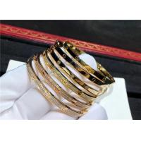 Wholesale Unisex Cartier Love Bracelet Customization Available from china suppliers